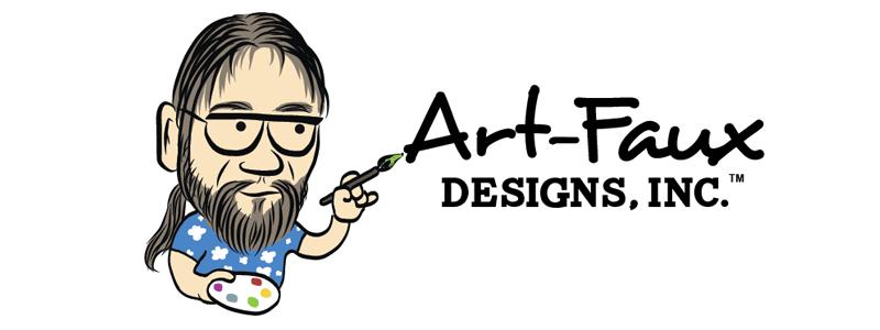 Art Faux Logo Design by Reformation Designs