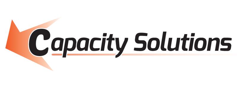 Capacity Solutions Logo Design by Reformation Designs