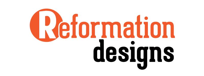 Reformation Designs Logo Design by Reformation Designs