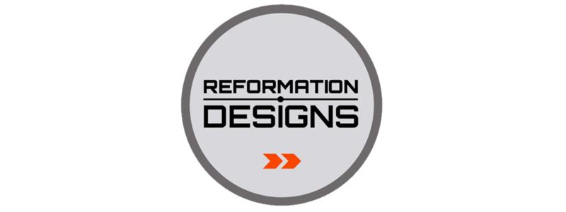 Reformation Designs 2.0 Logo Design by Reformation Designs