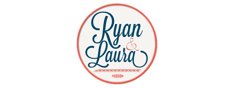 Ryan and Laura Logo Design by Reformation Designs