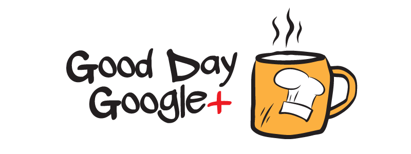 Good Day Google+ Logo Design by Reformation Designs