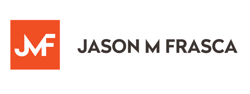Jason Frasca Logo Design by Reformation Designs