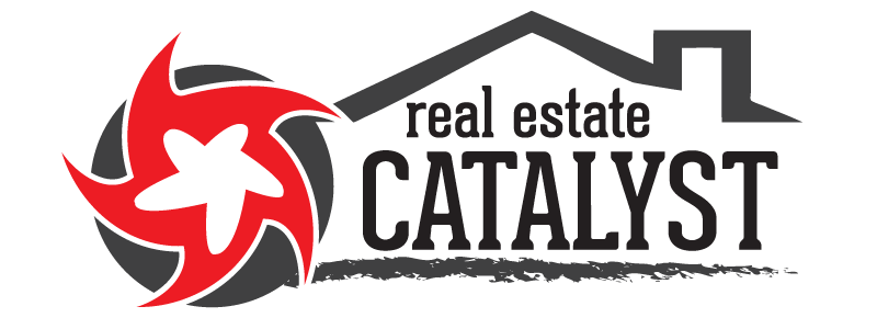 Real Estate Catalyst Logo Design by Reformation Designs
