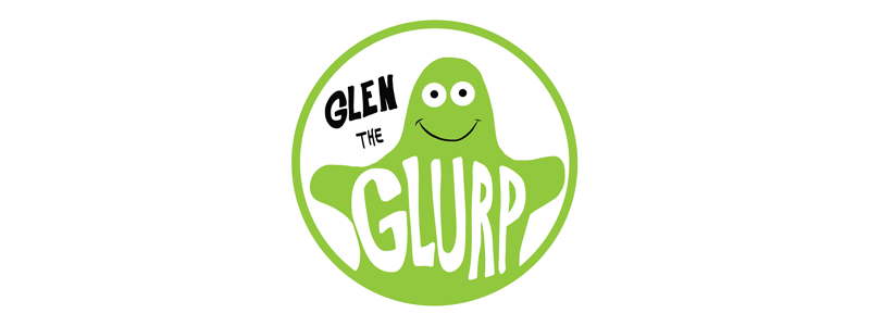 Glen the Glurp Logo Design by Reformation Designs