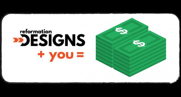 Reformation Designs - Oregon Marketing Agency - Pro Design Makes You Money v2